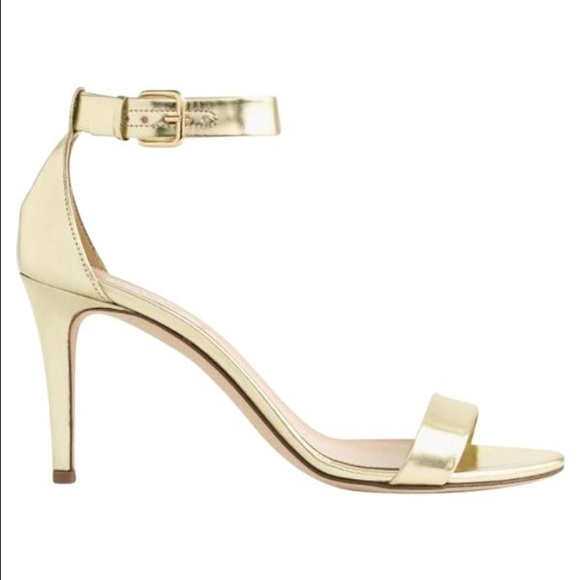 ef5ccf3fc336 J. Crew Shoes - J. Crew mirror metallic high heeled sandals