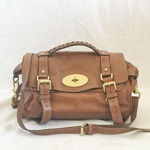 Mulberry Medium Alexa Crossbody Bag
