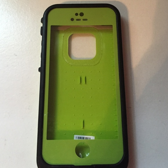 buy online 1d99c 1f3fb iPhone 5/5s lime green LifeProof case