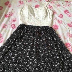 **Disney chiffon dress
