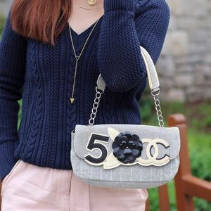 Chanel No. 5 bag authentic