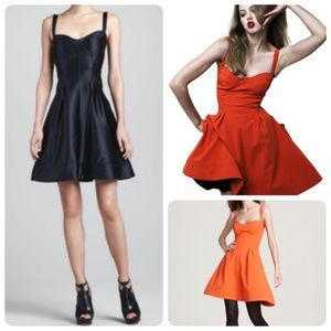 Z Spoke by Zac Posen Dresses & Skirts - Navy Z spoke by Zac Posen Bustier Dress