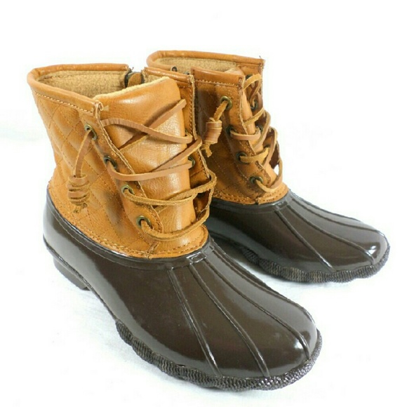 f4fe90715ec Steve Madden Tillis All Weather Duck Boots Boutique