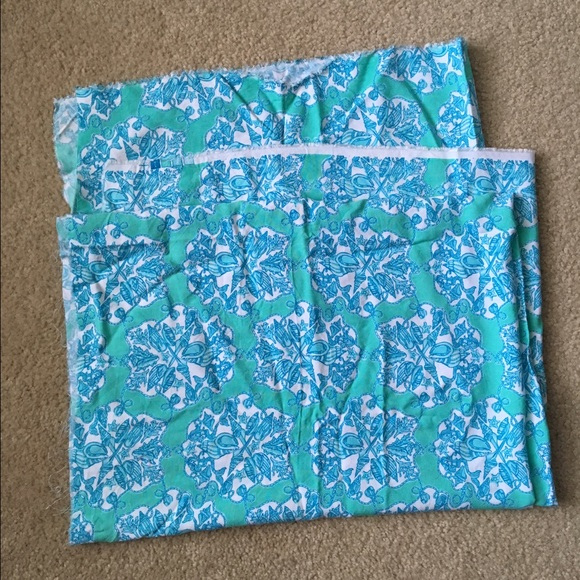 922f798340a9ec Lilly Pulitzer Other - Yard of Lilly Pulitzer fabric- measures 58x35.
