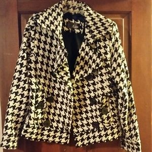 Jackets & Blazers - Hounds tooth blazer