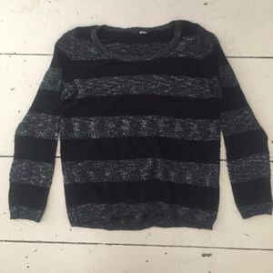 """H&M Striped Sweater-""""Divided"""""""