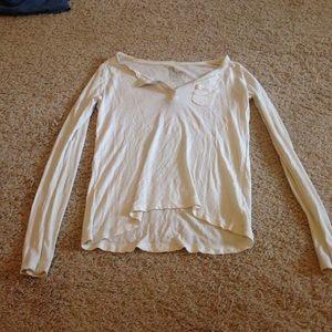 Pacsun White long sleeve