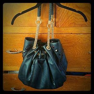 Olivia + Joy Handbags - Black Boho Bag