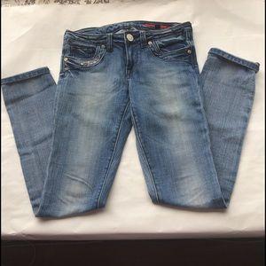 Vigoss jeans size 0.