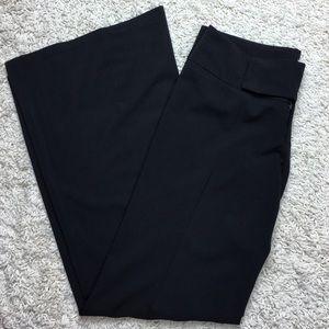 Forever 21 Pants - Black Wide Leg Dress Trousers