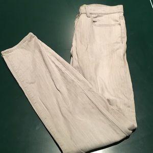 Gray C wonder jeans