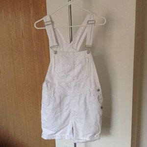 Gone. Topshop short overalls