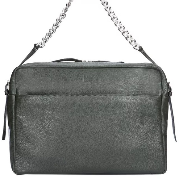 fa54f77a3639 maison martin margiela MM6 Green Bag backpack