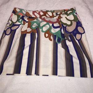 See by Chloe mini skirt size 10