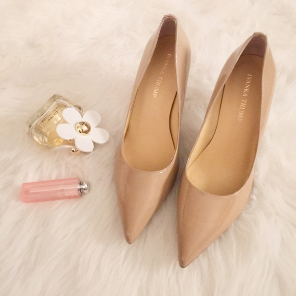 Ivanka trump nude pumps