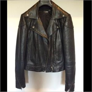 ASOS Genuine Real Leather Jacket