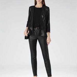 Reiss Jackets & Blazers - Reiss Cyrano Lace jacket