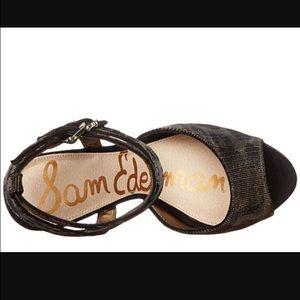 edd4781ae98 Sam Edelman Shoes - Brand New Sandal Sam Edelman Nadine Platform