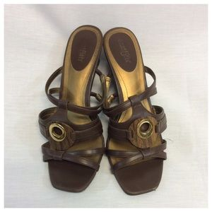 East 5th Shoes - EAST 5TH WEDGE SANDALS