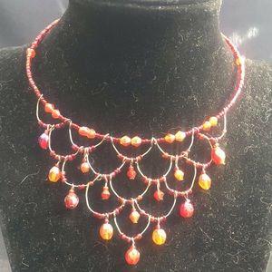 Jewelry - Beaded Choker