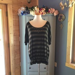 Maurices Tops - Beautiful Top with Unique Back. Brand NEW