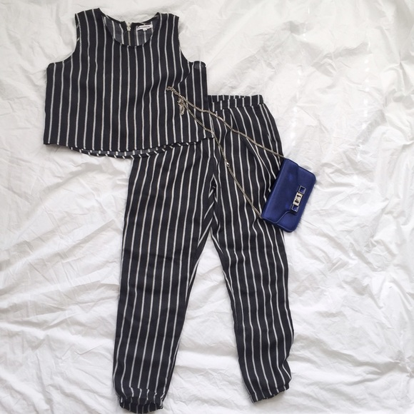 Dailylook two piece jump suit