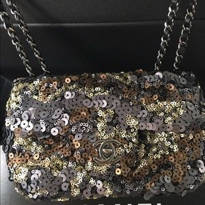 e86578605b0c CHANEL Bags | Classic Sequin Flap | Poshmark