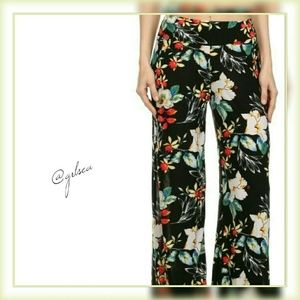 SALE! Patterned palazzo pants