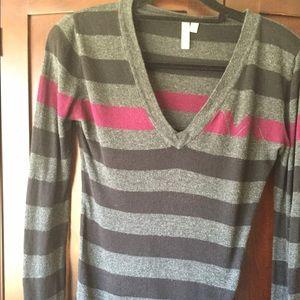 RVCA v neck sweater