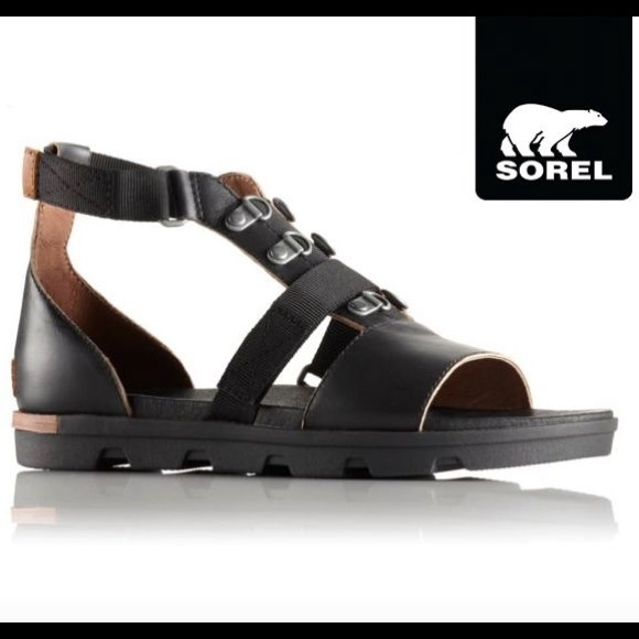 5 Off Sorel Shoes Nwt Sorel Torpeda Carly Sandal From