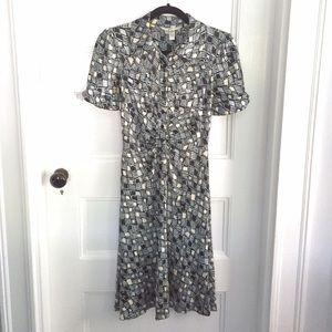 Diane von Furstenberg Dresses & Skirts - DVF Printed Silk Dress