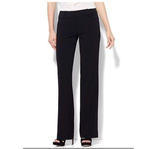 White NY&Co dress pants 4 average