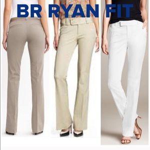 BR khaki trousers size 6S