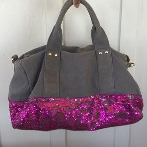 Deux Lux Sequin Bag