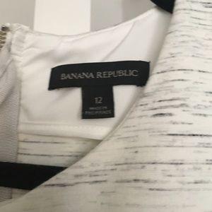 Banana Republic Dresses - Banana republic zipper dress