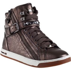 Michael Kors high top sneakers