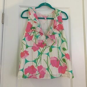 Lilly Pultizer Top - Size M