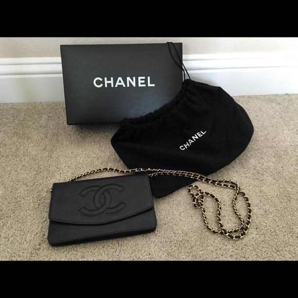 3b9b15c5b08c CHANEL Handbags - 'Going to Yoogis' last chance ChanelWOC