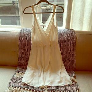 Naked Zebra Dresses & Skirts - Grecian White Dress
