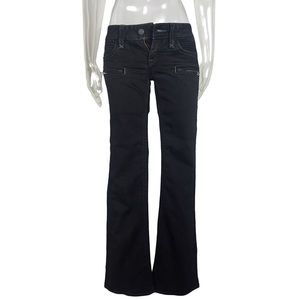 Rock revival Suze bootcut black jeans