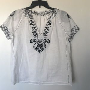 J. Crew Tops - J Crew Blouse Size Small