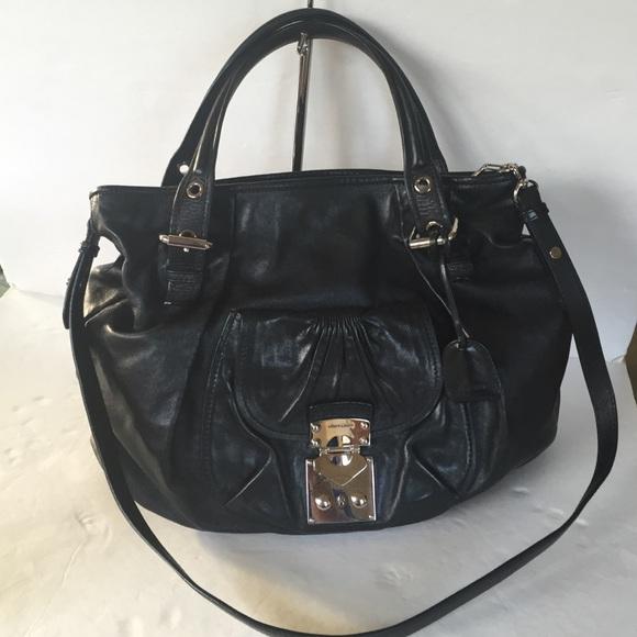 Miu Miu Bags   Authentic Nappa Leather Tote Bag   Poshmark 77d79b4581