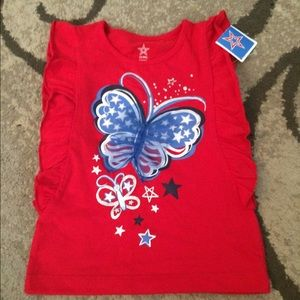 4T Fourth of July Shirt