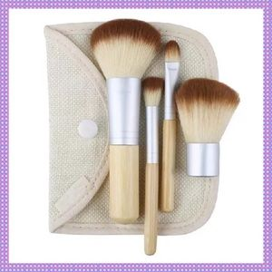 Boutique Other - 🌸NEW SHIPMENT🌸Bamboo 5-Piece Make-Up Brush Set