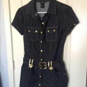 Rocawear Dresses & Skirts - Rocawear Denim dress, short and cute!