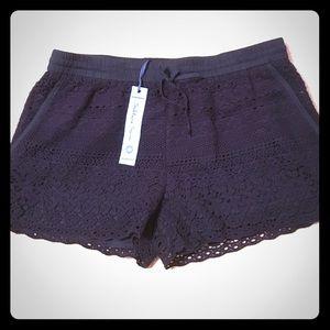 Romantic Lace Shorts