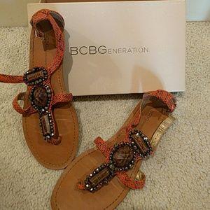 BCBG Sandals size 8.5