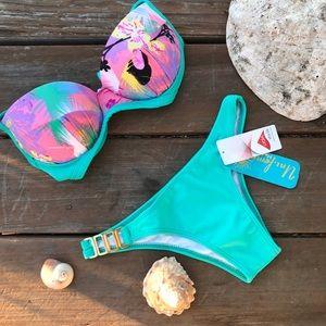 Other - SUMMER SALE ✅ NEW Aqua Green Bikini