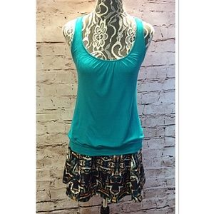 one clothing Tops - ONE CLOTHING DRESSY TANK TOP