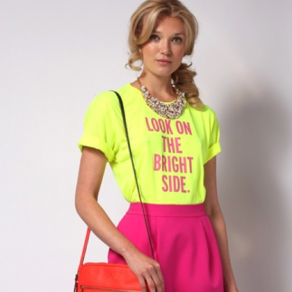 6d9b3cedd3d1b Kate Spade Tops - 💥FINAL💥Kate Spade Look on the bright side